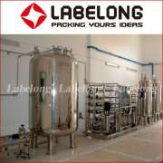 Borehole Water Treatment for Pure Water Filling Machine