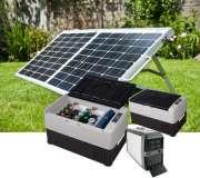 SUNTY ECO Solar Car Fridge