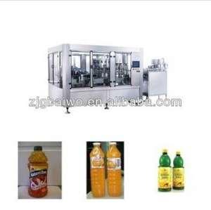 果汁自动灌装机