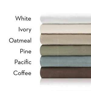 豪华100%300tc缎竹床单套装/床单/床上用品套装