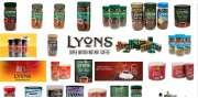 SUPER BRITISH INSTANT COFFEE LYONS s.1894