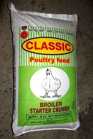 Broiler Crumbs