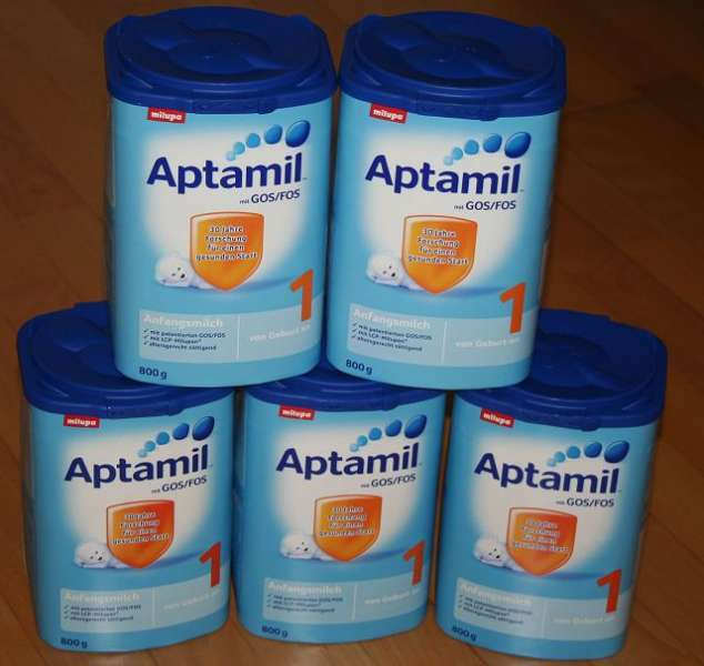 Baby Milk Formula 800g Aptamil 2 Follow On Powder