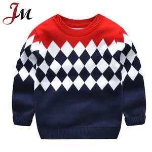 Chinese Supplier Wholesale Baby Boy Sweater Designs Stylish Korean