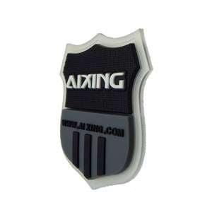 精致贴片畅销贴片PVC定制橡胶徽章
