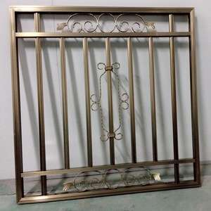 Factory Customize House Lowes Window Guards, Steel Window ...