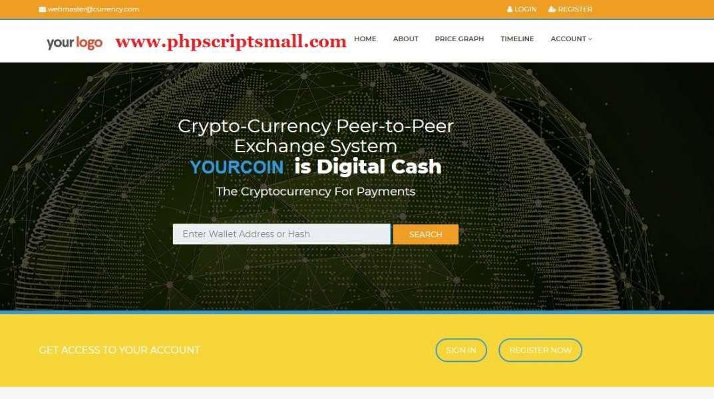 bitcoin exchange script 1 bitcoin rs
