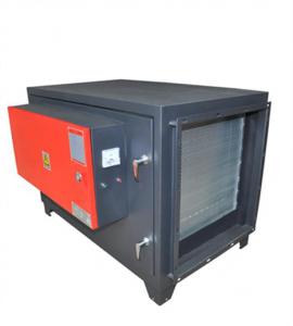LPF-JD & HPF-JD TYPE ELECTROSTATIC OIL FUME PURIFIER
