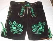 Bavarian Short Lederhosen