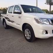 Toyota Hilux diesel pickup 4x4 TOYOTA HILUX DIESEL PICKUP 4X4 RIGHT HAND DRIVE FULL OPTION