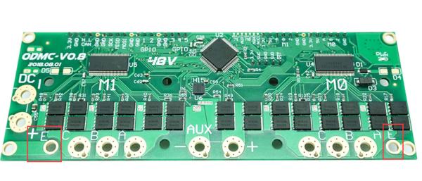 FSOdrive 48V V1 For Robots / 3D Printers /CNC Mills