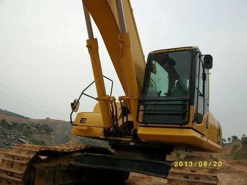 Used Komatsu PC450-8 Crawler Excavator with cheap price and good condition