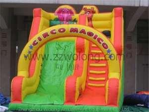 Inflatable Slide-Mini-jungle Slide