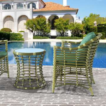 Weather Wicker Patio Furniture