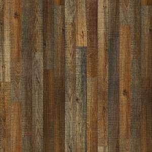 High gloss surface floor