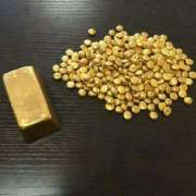 Gold Bars ,Gold Nuggets