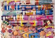 printed flexible packaging materials for  snacks