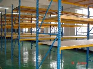 Medium Warehouse Storage Pallet Racking&shelving Supplier