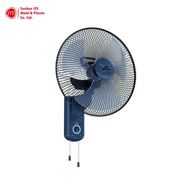 Fan Blade of Table fan by Customized Plastic Injection Parts/Molding Parts