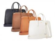 "Smart Business Laptop Bag(Genuine Leather) - 13"""