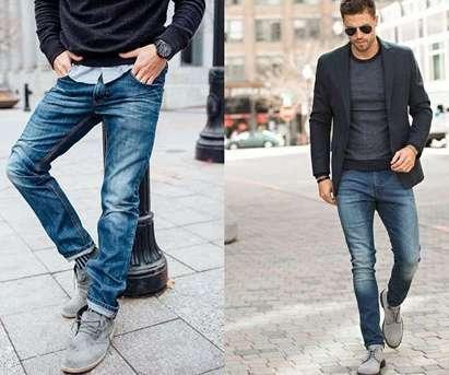 牛仔牛仔裤