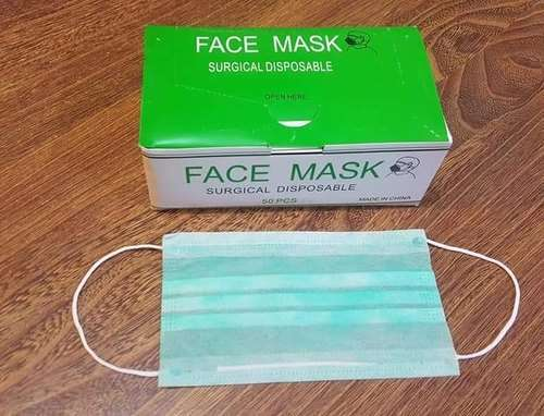 surgical face mask 50