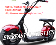 air/sea freight free sample tractor electric scooter mountain bike