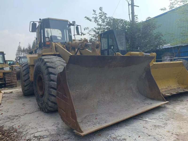 Used Caterpillar 966F Wheel Loader with cheap price