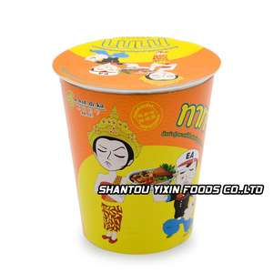 New arrive delicious beef flavour instant noodles