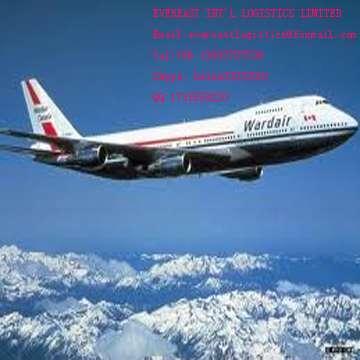 从中国深圳空运到匈牙利门到门服务