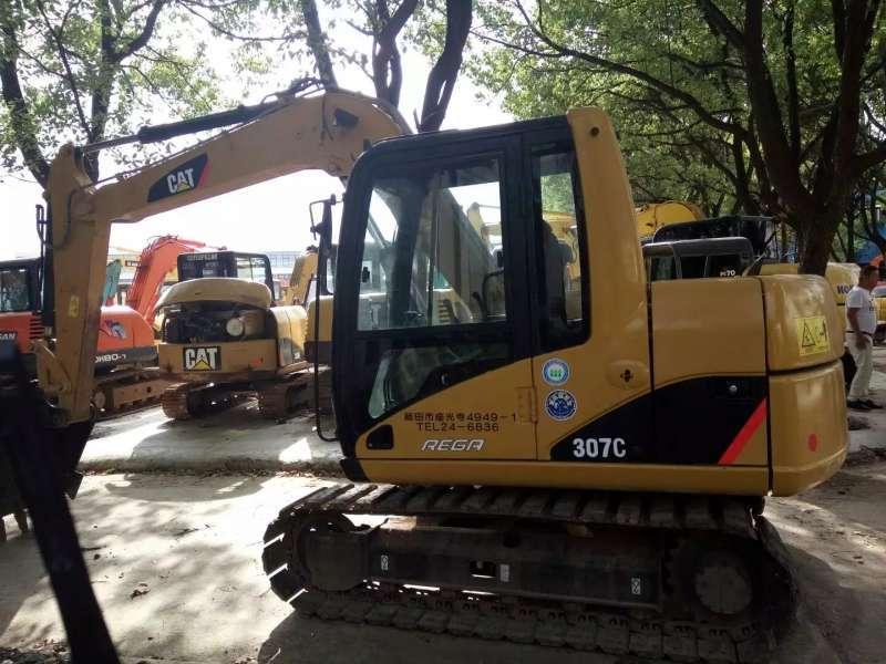 Used Doosan mini DH55 Excavator for sale