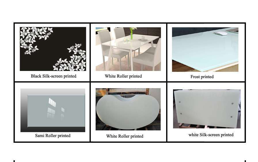 The Ce Sgcc Csi Certification Of Frosted Glass Table