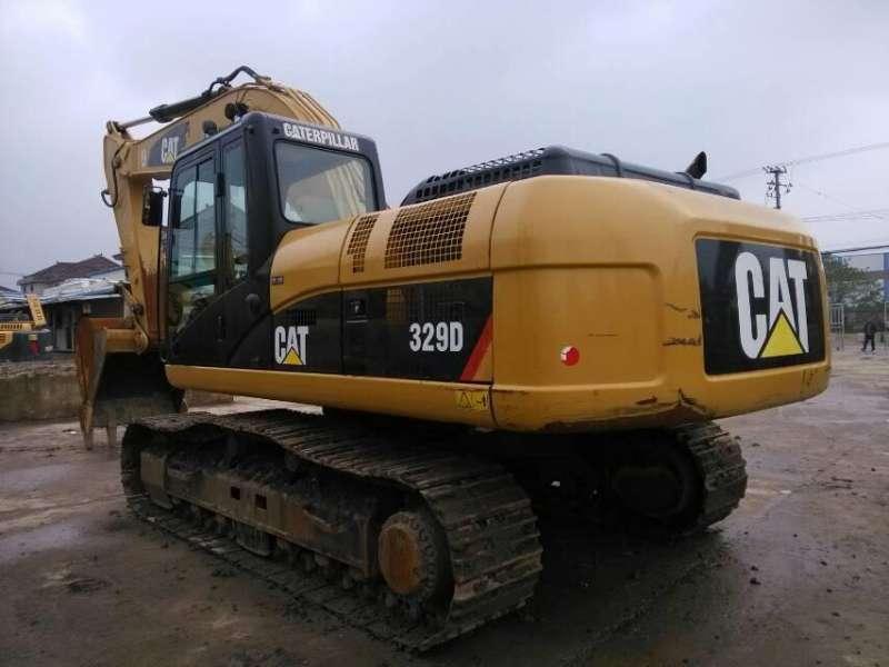 Used CAT 329DL Hydraulic Crawler Excavator for sale
