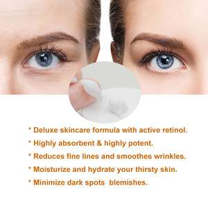 Best Vitamin A Moisturizing Anti Acne Whitening Retinol Cream With Hyaluronic Acid