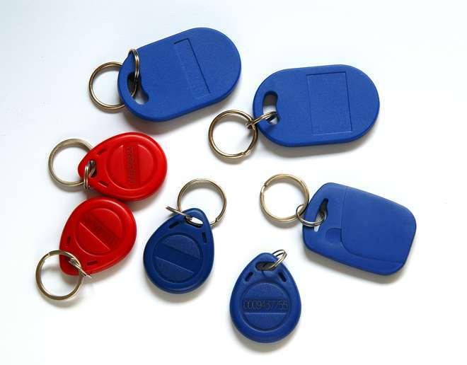 RFID PVC & Epoxy Key Tag
