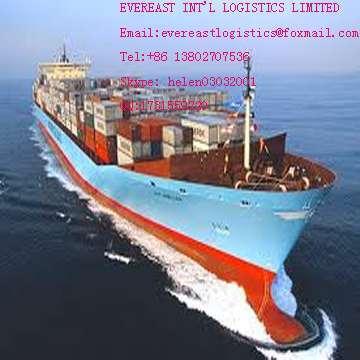 散货拼箱海运从中国到恩塞纳达,墨西哥