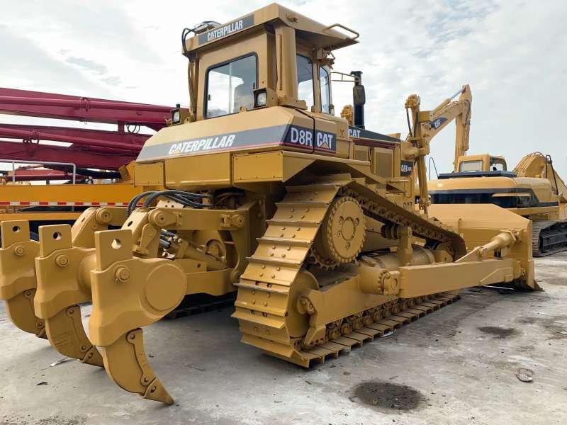 Used Caterpillar D8R Bulldozer for sale