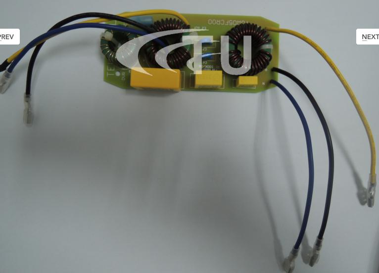 Filter for EMC