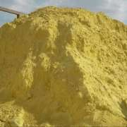 Uzbekistan sulfur