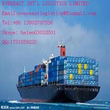 货物运输货物从中国到曼萨尼约,墨西哥