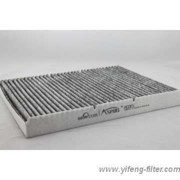 Cabin Filter Cabin Air Filter C45383 VW Audi Carbon version TS16949 Like
