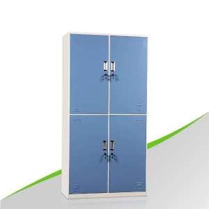 Office furniture 4 Door Steel Locker Gym use