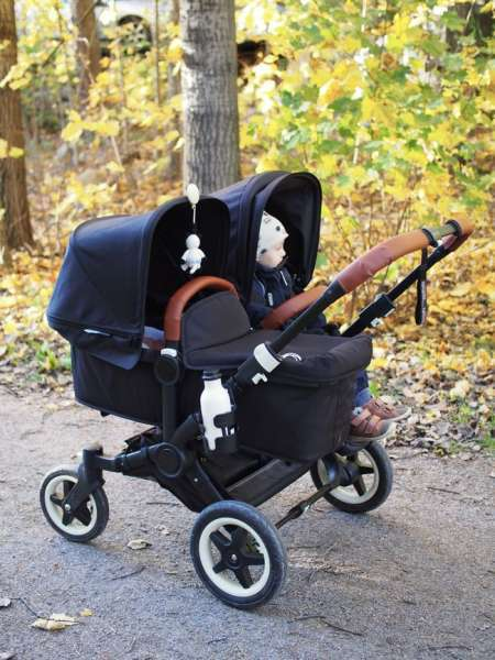 Bugaboo Donkey Twin Stroller Bundle Classic Collection