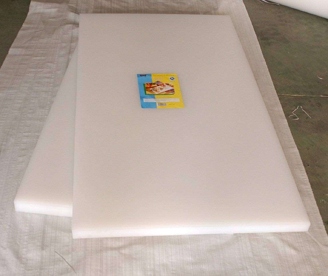 High Performance Large Plastic Cutting Board Adopting