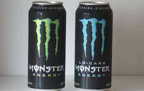 Monster Energy Drinks