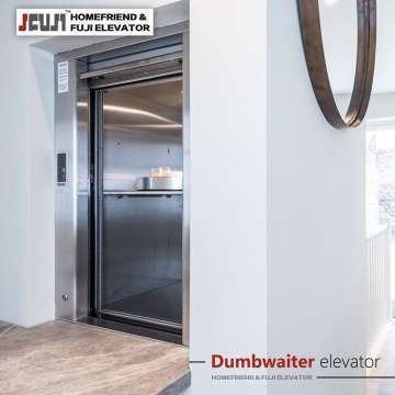 & CQM CE Dumbwaiter Elevator AC Drive Type Rated Load 100-300 Kg Like