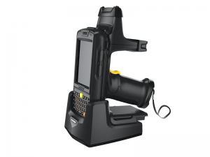 1D 2 D barcode scanning Handheld Mobile Industrial android pda terminal with optional RFID reader