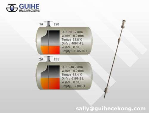 Guihe TCM-1 Automatic Tank Gauge ATG / Diesel Fuel Tank Monitoring