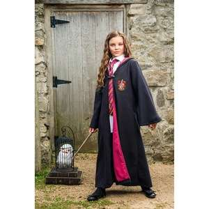 Harry Potter Costume Kids Gryffindor Robe Halloween Fancy Dress