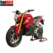 China Electric Motorcycle with powfull motor